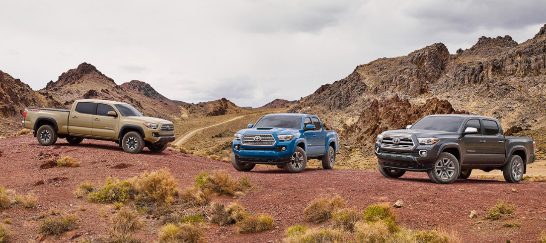 The exterior makes the Tacoma an excellent choice for people who don ...